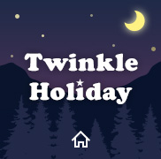 2018 Twinkle Holiday