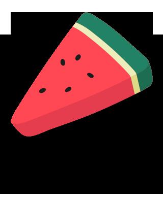 데코-수박