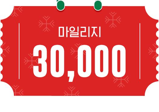 마일리지 30,000