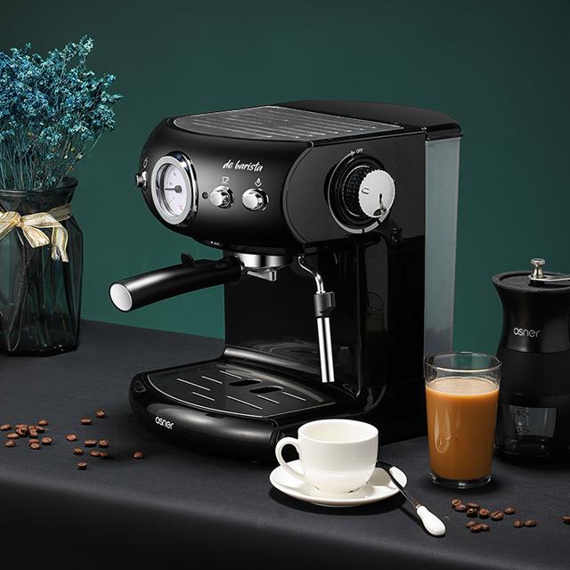 오스너 드바리스타 커피 머신